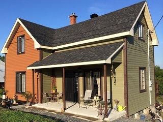 Petite maison de la rivière   Les Belles du lac - Lac-Megantic vacation rentals
