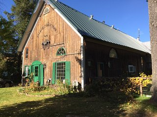 Rustic Vermont Farm Near Jay Peak - Montgomery Center vacation rentals
