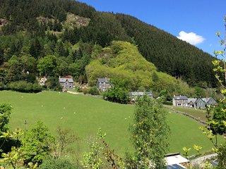 2 Isygraig  Corris  ( new listing ) Snowdonia National Park - Corris vacation rentals
