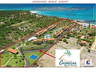 Carneiros Beach Resort, Flat 2 quartos - Praia dos Carneiros vacation rentals