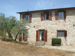 5 bedroom House with Shared Outdoor Pool in Todi - Todi vacation rentals