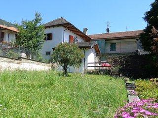 Nice House with Television and Balcony - Mergozzo vacation rentals