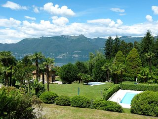 1 bedroom Apartment with Shared Outdoor Pool in Luino - Luino vacation rentals