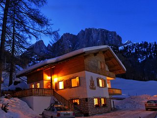 Beautiful House with Television and Balcony - Corvara in Badia vacation rentals