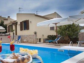 Nice 3 bedroom Custonaci House with A/C - Custonaci vacation rentals