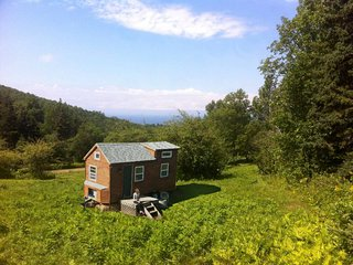 Tiny house with private sandy beach and waterfall close to Inverness beach /golf - Mabou vacation rentals