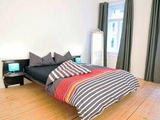 """Moderne Wohnung im Altbau """"Doris"""" - Leipzig vacation rentals"""