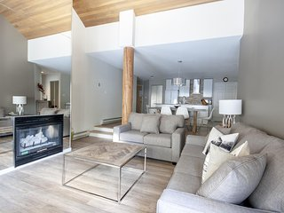 Spacious 2 bed/2 bath top floor condo in prestigious Blueberry Hill - Whistler vacation rentals