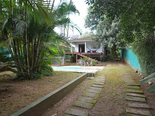 Green wall beach house Maresias - Sao Sebastiao vacation rentals