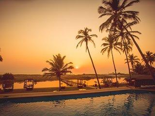 Perfect 1 bedroom Mandrem Beach hut with Internet Access - Mandrem vacation rentals