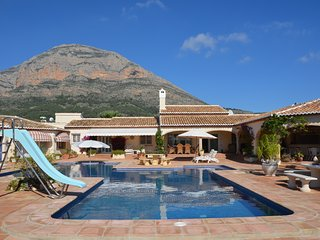 Luxury spacious villa with private swimming pool and stunning views - Javea vacation rentals