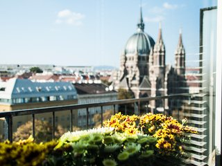 45m² Roof Top Studio w. balcony & beautifull view - Vienna vacation rentals
