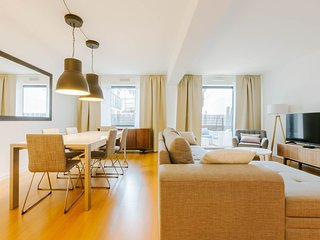 Luxury central flat with Terrace and Parking! - Lisbon vacation rentals