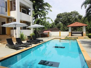 Luxury 2 BHK Pool Facing Apartment in Anjuna - B1 - Anjuna vacation rentals