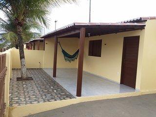Chale na Beira Mar da Praia Graçandu - Genipabu vacation rentals