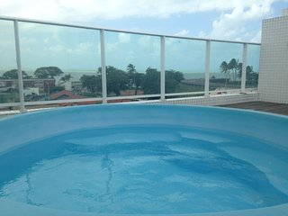 Apartamento cobertura duplex ,piscina privativa,beira mar tambau - Joao Pessoa vacation rentals