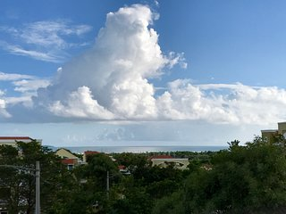 Ocean view apartment 3 bed, 2 bath - Ceiba vacation rentals