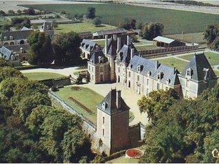1 bedroom Castle with Internet Access in Vernantes - Vernantes vacation rentals
