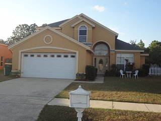 Fabulous Large 4 bedrooms Regal Villa With Fantastic Pool & Internet & 3D TV - Kissimmee vacation rentals