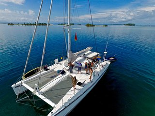 Catamaran Angelique II, Hospitality and Gourmet 1° Cabin - El Porvenir vacation rentals