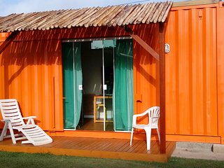 Suite Container a 700m do mar em Ingleses - Ingleses vacation rentals