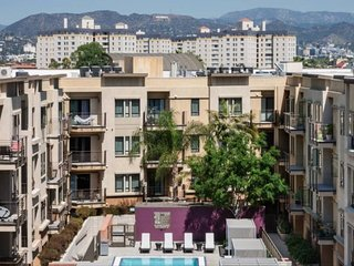 1br/1ba available in luxury apartment building - Beverly Hills vacation rentals