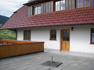 Beautiful 2 bedroom Condo in Oberharmersbach with Television - Oberharmersbach vacation rentals
