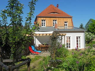 Comfortable House with Internet Access and Shared Outdoor Pool - Wurzen vacation rentals