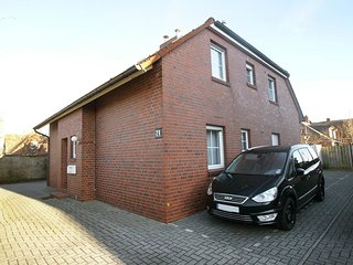 Bright Apartment in Norddeich with Television, sleeps 3 - Norddeich vacation rentals