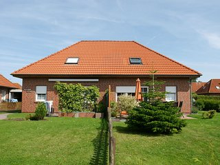 Comfortable House in Norddeich with Television, sleeps 6 - Norddeich vacation rentals