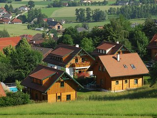Beautiful House with Internet Access and Shared Outdoor Pool - Schlierbach vacation rentals