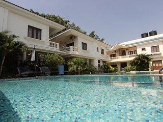 Luxury 2 bedroom Row House at Casa Azure, Calangute - RW 4 - Calangute vacation rentals