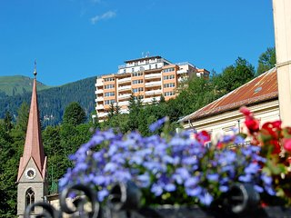 Comfortable Condo with Shared Outdoor Pool and Television - Bad Gastein vacation rentals