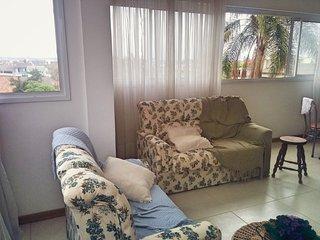 AP 3D suíte, churrasqueira, garagem, 700 metros do mar, Praia Grande. - Torres vacation rentals