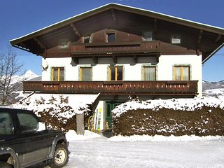 4 bedroom Apartment with Television in Hollersbach im Pinzgau - Hollersbach im Pinzgau vacation rentals