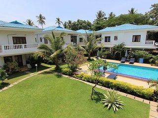 One BHK Apartment at Casa Azure, Calangute Goa - Calangute vacation rentals