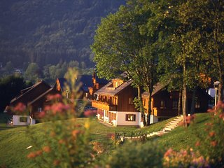Bright Grundlsee Apartment rental with Shared Outdoor Pool - Grundlsee vacation rentals