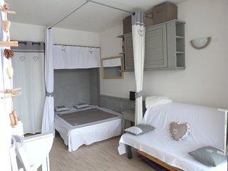 Studio au pied des pistes avec balcon sud ouest et casier à skis - Villard-de-Lans vacation rentals