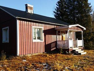 ELCH-LODGE - Ferienhaus im Elchgebiet mit See - Arvidsjaur vacation rentals
