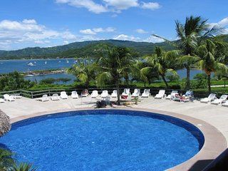 Beach Front Condo, Marina Resort 406 - Playa Flamingo vacation rentals
