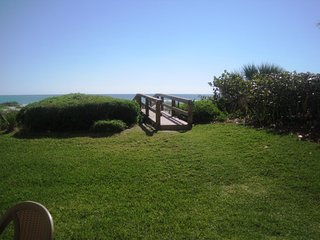 Direct Ocean Front Rental, Walk out to beach... - Cocoa Beach vacation rentals