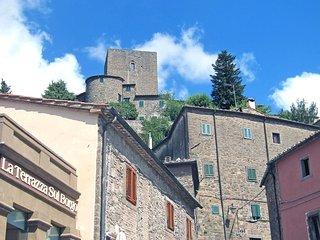 Cozy House with Internet Access and Television - Montecatini Val di Cecina vacation rentals