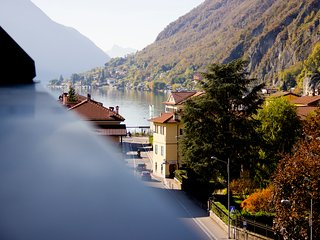 Value for money central apartment, just 200 mt from Lake Lugano Beach - Porlezza vacation rentals