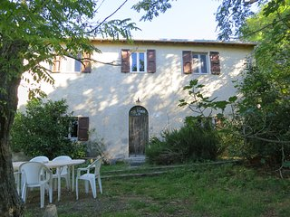 Podere Vallari- Casa Grande, big guest house in the tuscan hills for 4-6 people - Riparbella vacation rentals