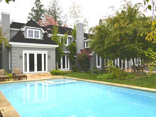 Luxury home in the heart of Menlo Park - Menlo Park vacation rentals