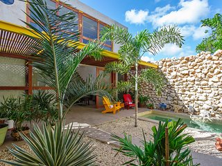 Hip, contemporary retreat for couples, families - Merida vacation rentals