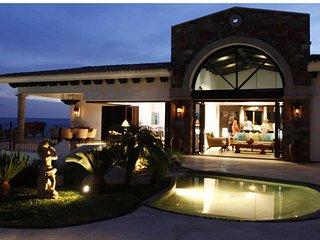 Casa La Laguna – Large Private Beachfront Vacation Home - San Jose Del Cabo vacation rentals