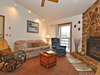 Loft at the Lift, 2 Bedroom Condo mere steps from the ski lift at Timberline! - Davis vacation rentals