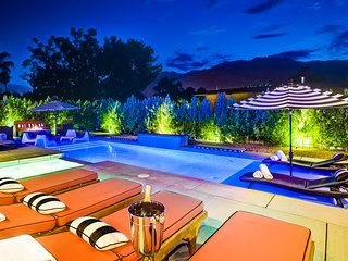 Brand New Pristine Luxury w/All Private Baths - Palm Springs vacation rentals