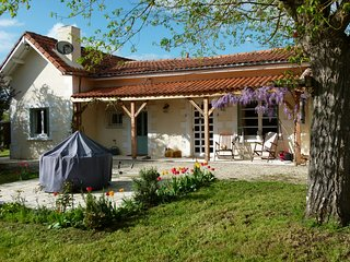 HOLIDAY HOUSE WITH POOL & LARGE GARDEN - Saint-Privat-des-Pres vacation rentals